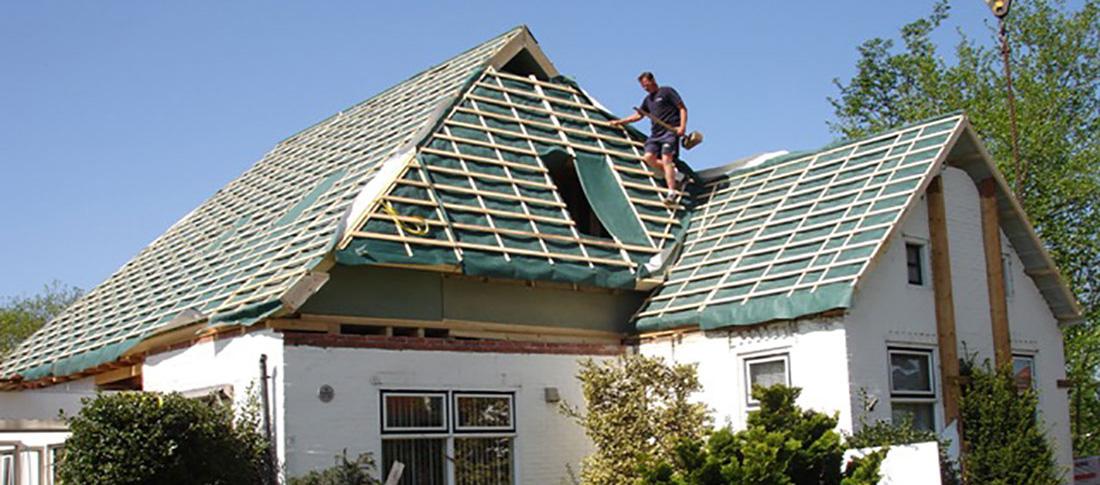 Renovatie woning te Surhuizum
